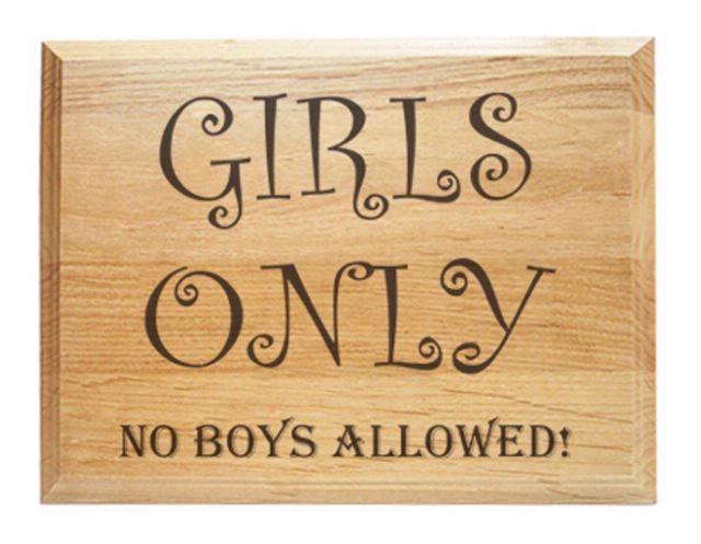 girls-only