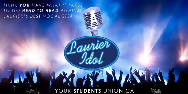 Laurier Idol
