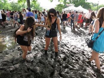 mud trekkin