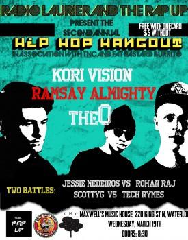 The HipHop Hangout - Copy