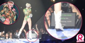 miley-cyrus-teleprompter-lyrics-concert-bangerz-tour-wide