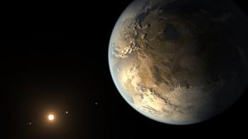artists concept of Kepler-186f Image courtesy of NASA