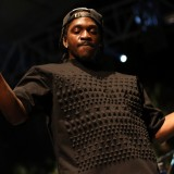 Pusha T performs during the 2013 Coachella Valley Music
